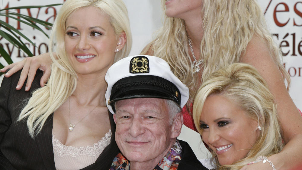 Hugh Hefner: Holly Madison lügt!