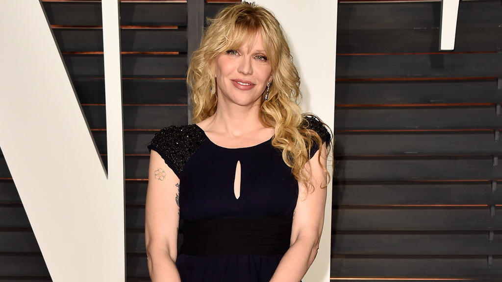 Courtney Love will nicht mit Miley arbeiten