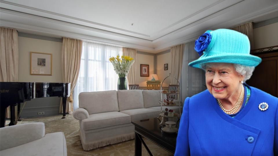 queen elizabeth ii privat so lebt die britische k nigin. Black Bedroom Furniture Sets. Home Design Ideas