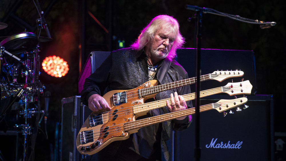 Yes-Gründer Chris Squire ist tot