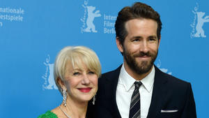 Ryan Reynolds nervt Helen Mirren