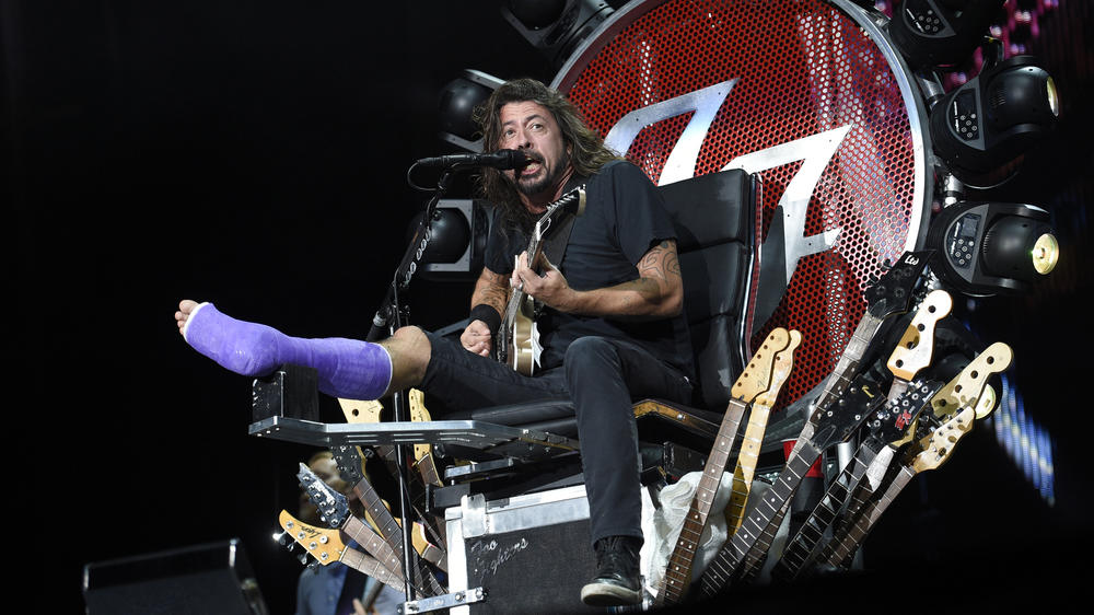 Foo Fighters: Dave Grohl erklimmt den Rock-Thron