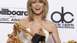 Taylor Swift bricht alle Rekorde