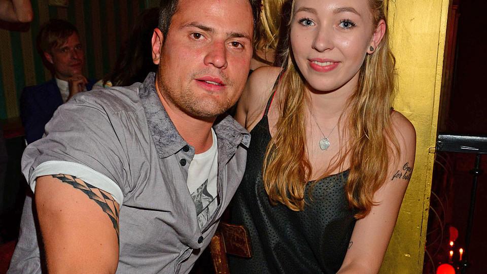 Rocco Stark ist frisch verliebt. © AEDT/WENN.com, SKA/HSS