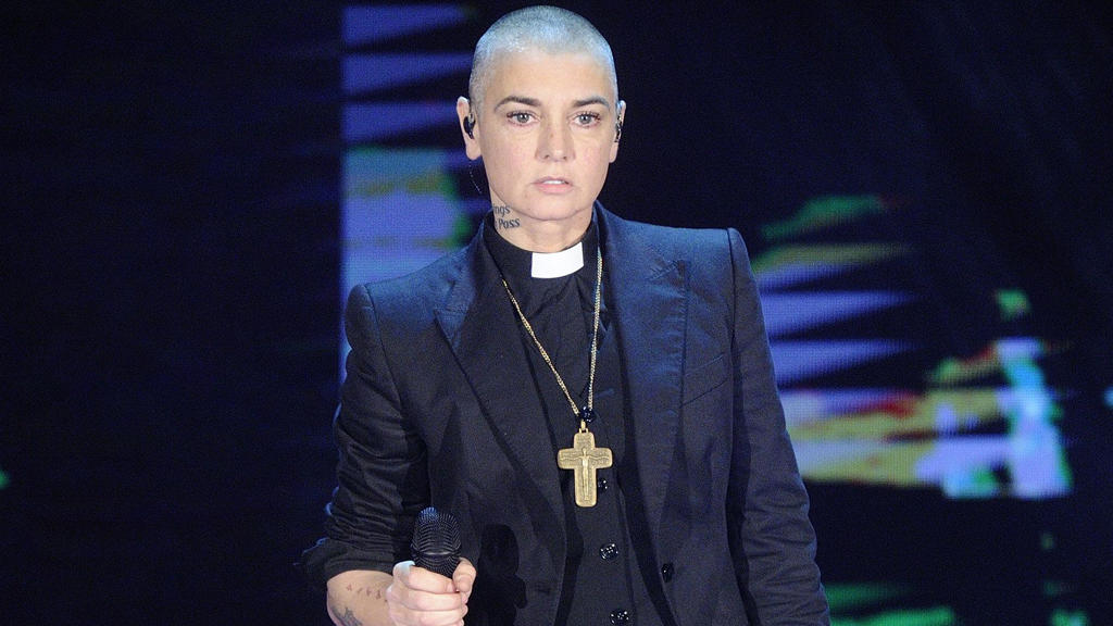 Sinéad O'Connor ist Großmutter