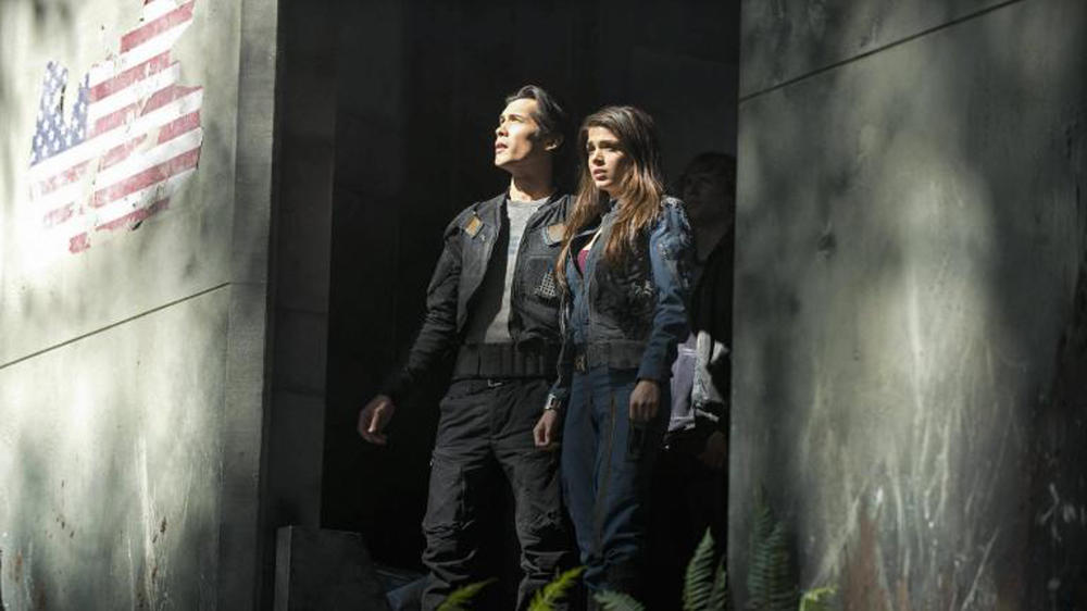 """The 100"": Perfekte Mischung aus ""The Hunger Games"" und ""Lost""?"