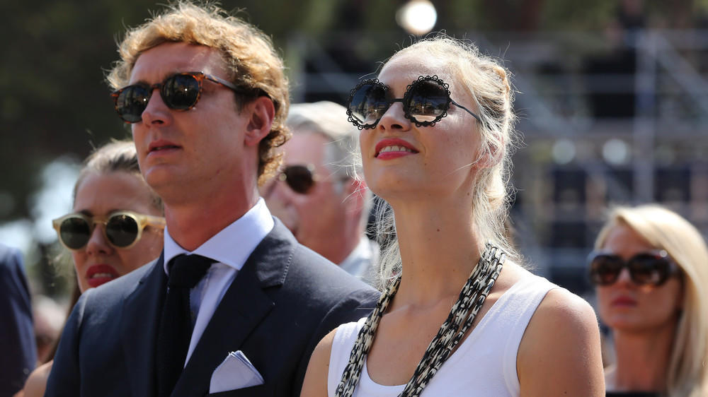 Pierre Casiraghi hat seine Beatrice geheiratet