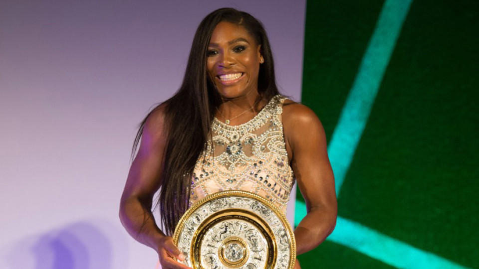Tennisstar Serena Williams