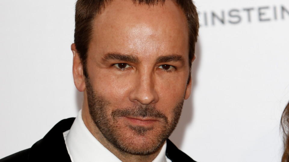 Designer Tom Ford
