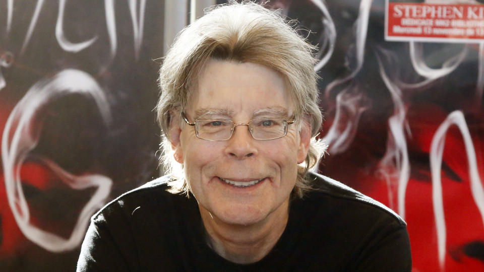 Gruselautor Stephen King