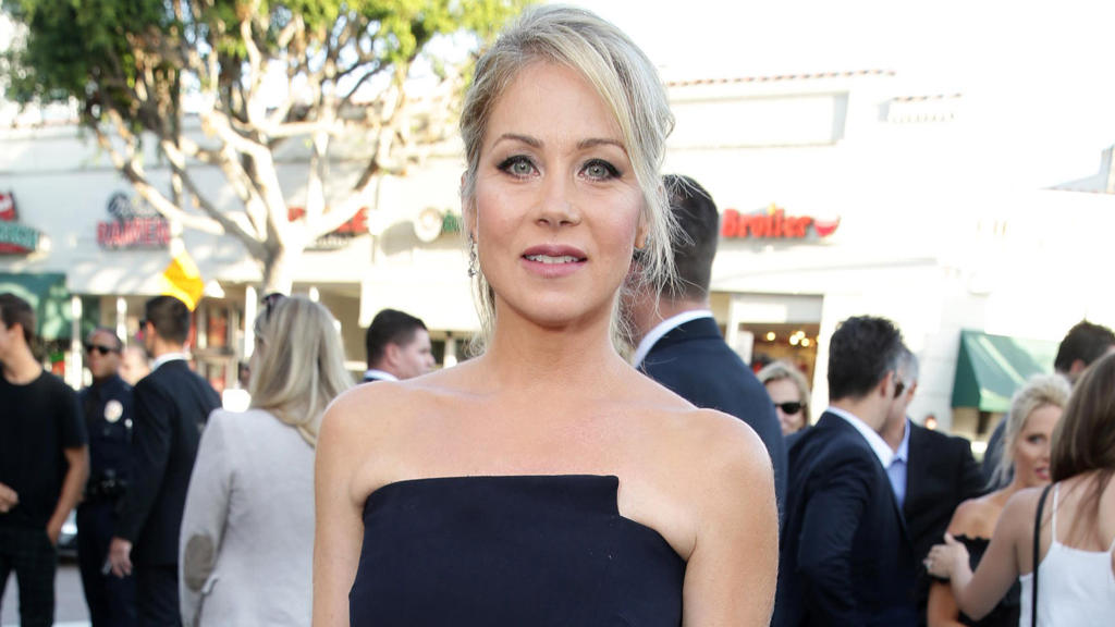 Christina Applegate küsste einst Paul McCartney