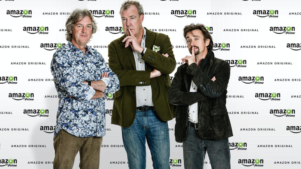 "Amazon sichert sich das ""Top Gear""-Trio"
