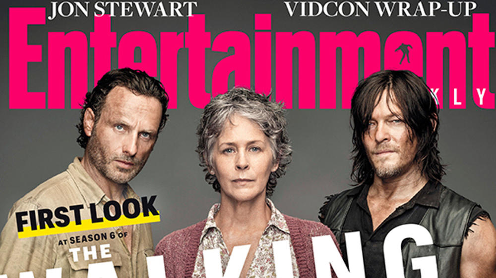 """The Walking Dead"": So geht's in der sechsten Staffel weiter"