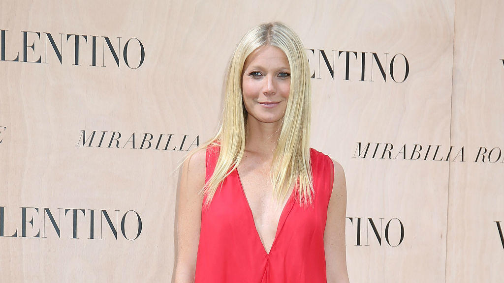 Gwyneth Paltrow kann Kritik vertragen