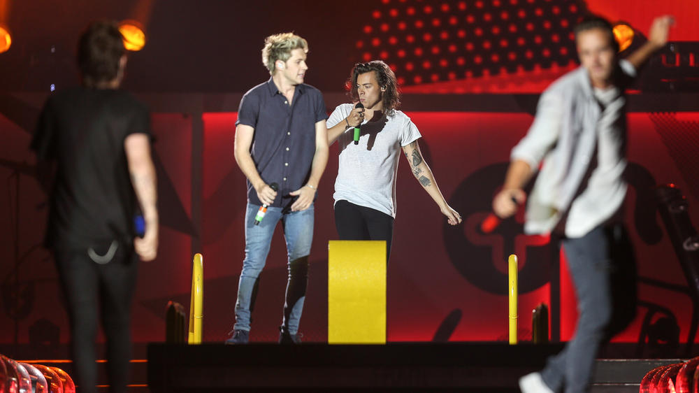 One Direction knacken ohne Zayn Malik zwei Spotify-Rekorde