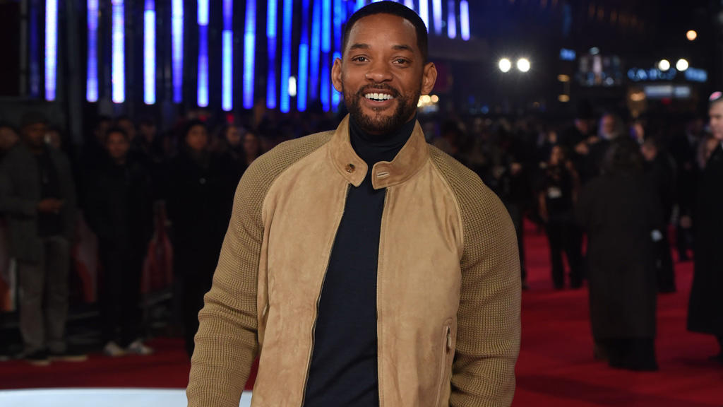 Will Smith platzt der Kragen