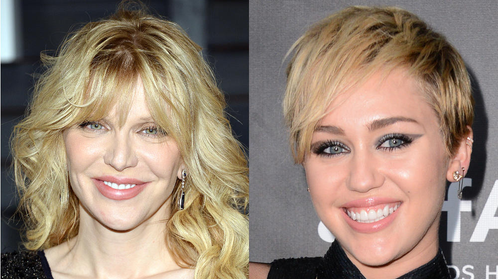 Courtney Love hat keine Lust auf Miley Cyrus