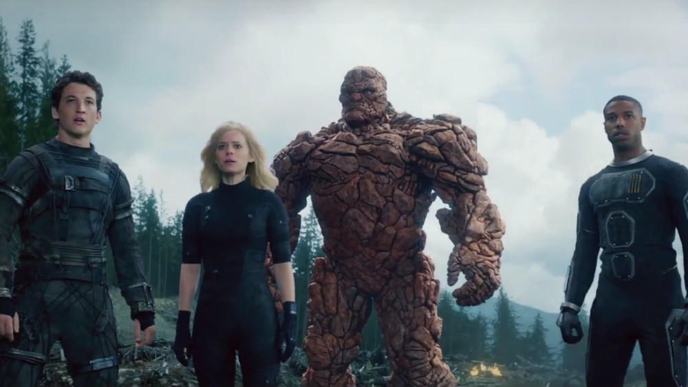 "Deadpool schleicht sich in ""Fantastic Four""-Trailer"