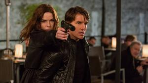 """Mission Impossible: Rogue Nation"": Tom Cruise hat's noc..."