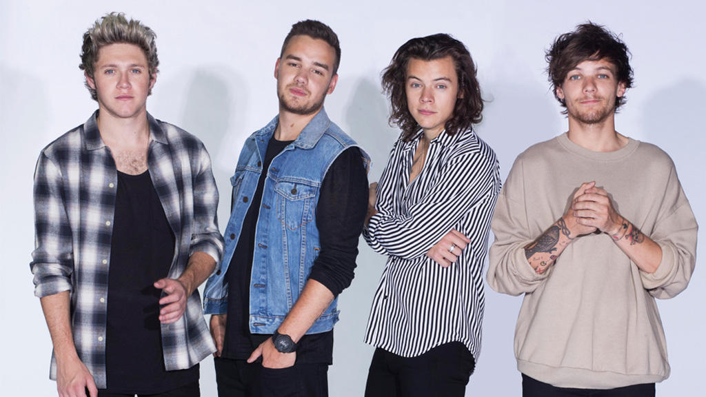 One Direction besucht die NASA