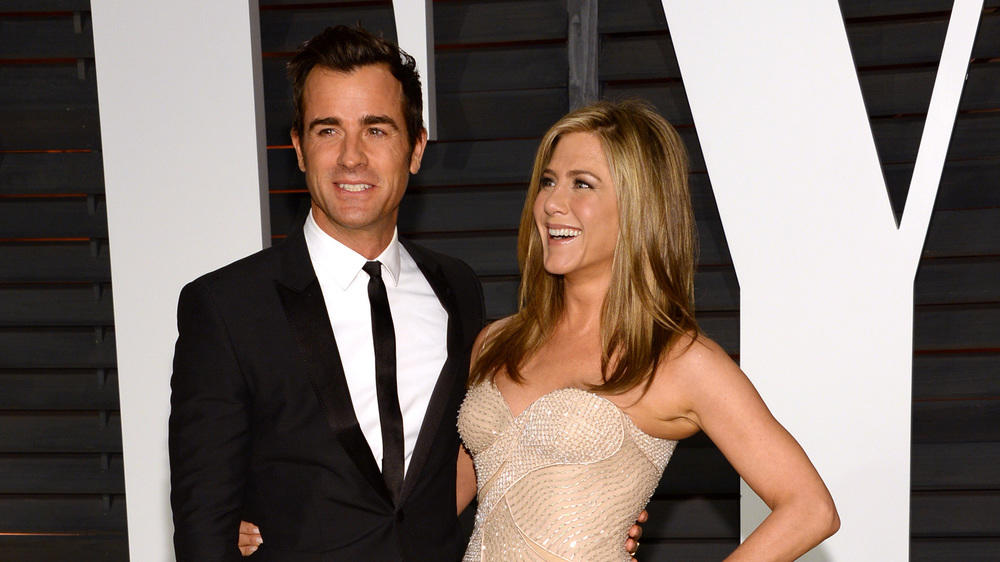 Jimmy Kimmel traute Jennifer Aniston und Justin Theroux