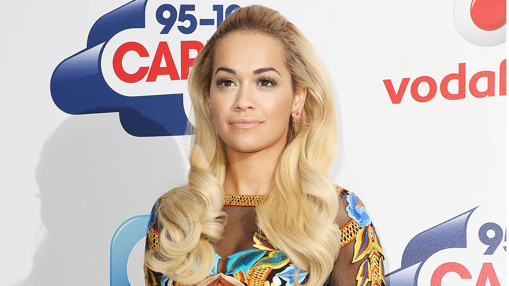 Rita Ora bleibt professionell bei 'The X Factor'