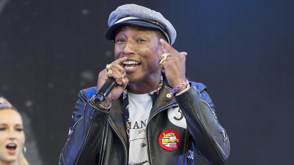 Pharrell Williams: Erinnerungen an Michael Jackson