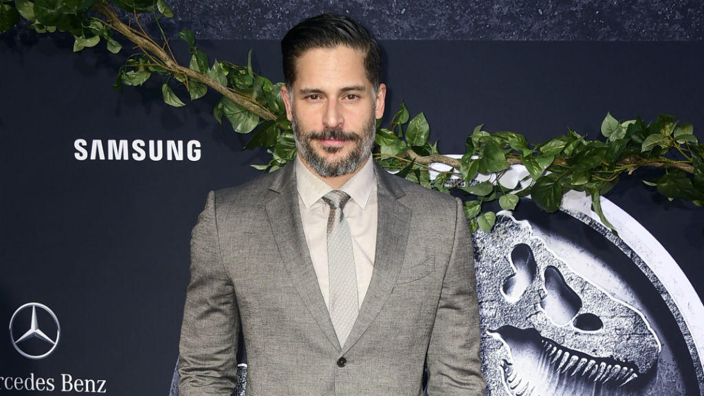 Joe Manganiello: I'm an outsider