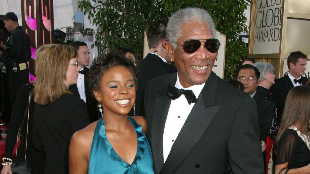 Morgan Freeman trauert um seine Stiefenkelin