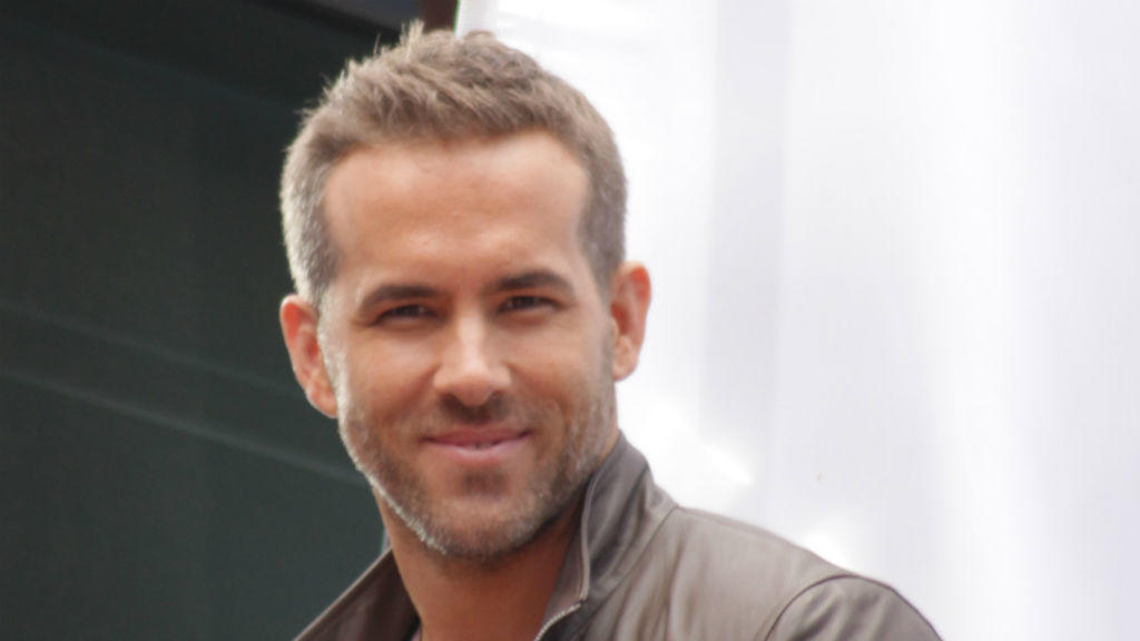 Ryan Reynolds hat Angst vorm Alter