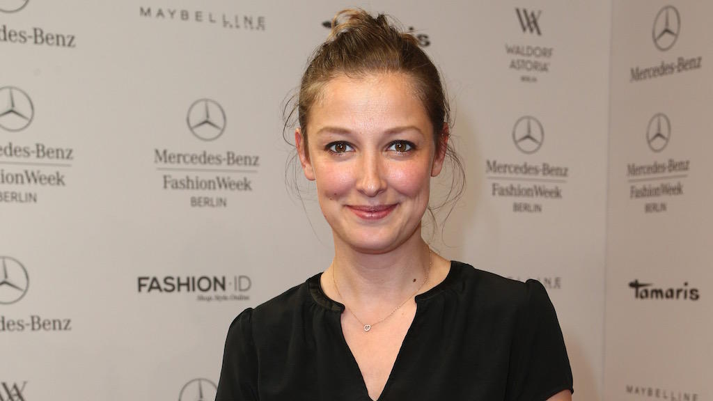 Alexandra Maria Lara: Mit Kind am Set