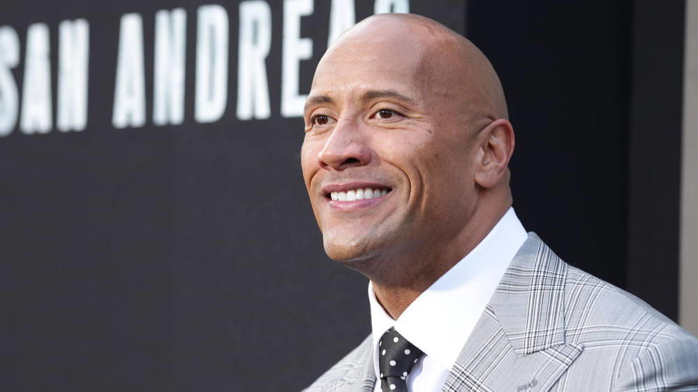 """The Rock"" haucht Disney-Attraktion Leben ein"