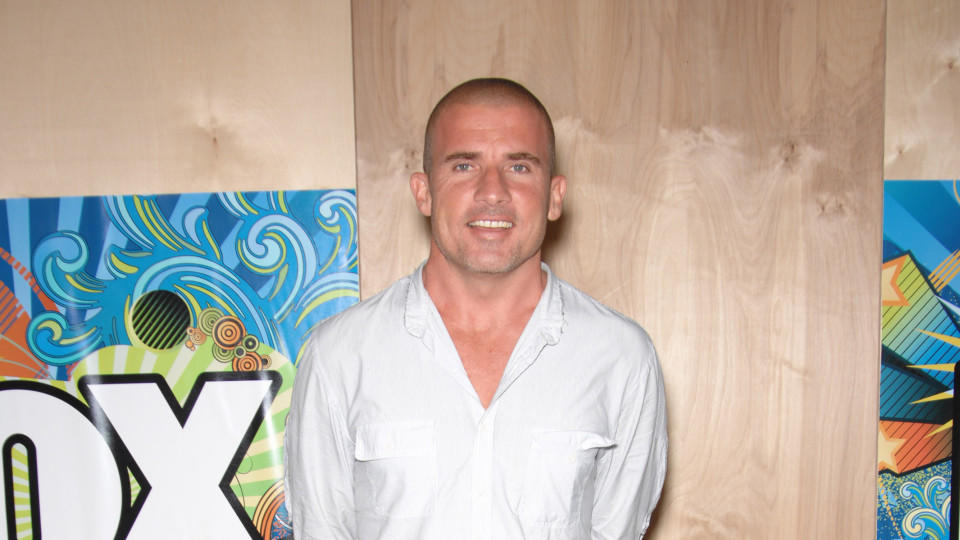 Dominic Purcell ganz Privat