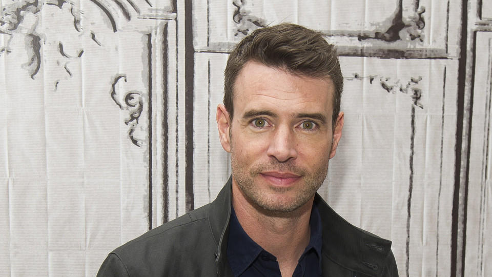 Scott Foley Privat