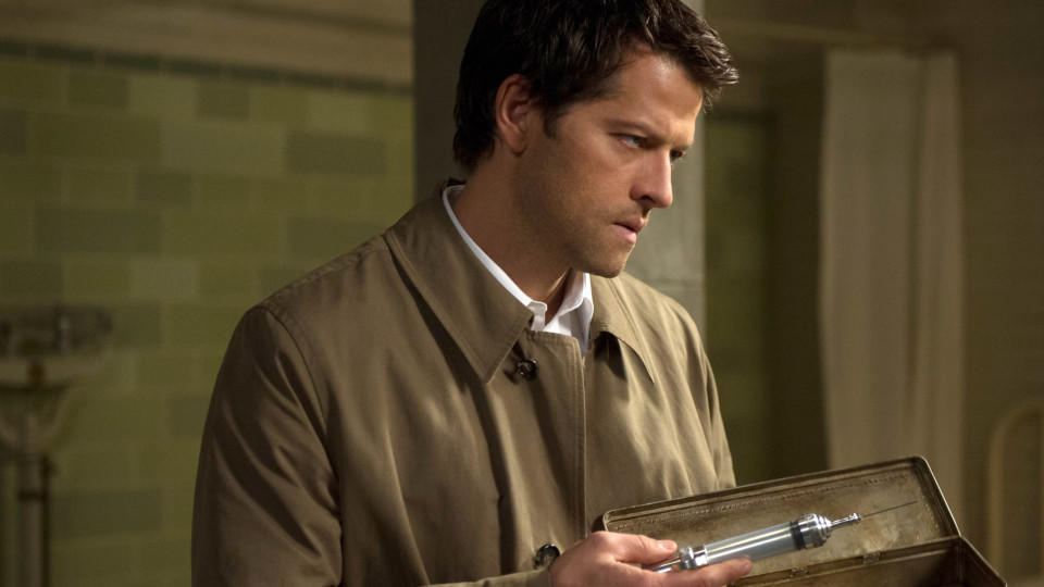Misha Collins in 'Supernatural'