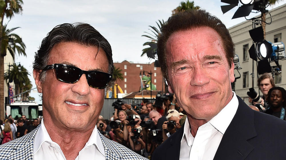 """The Expendables 4"": Arnold Schwarzenegger ist bereit"
