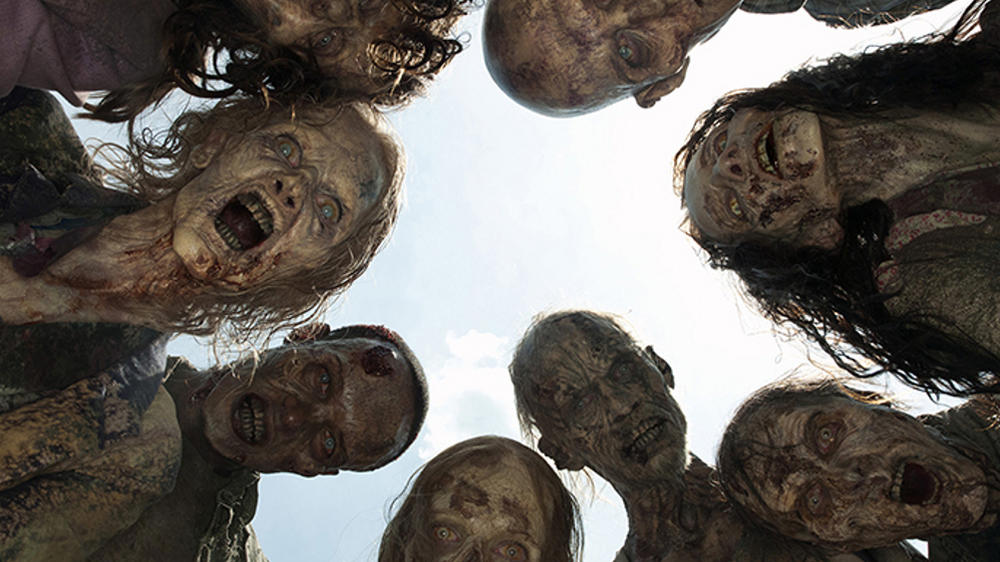 """The Walking Dead"": Flugzeug-Special im Web"