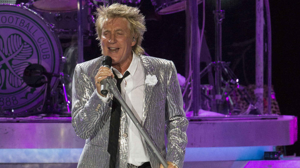 Rod Stewart steigt in den Box-Ring