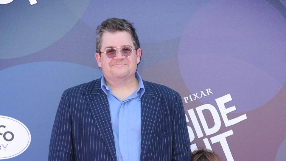 Patton Oswalt Privat