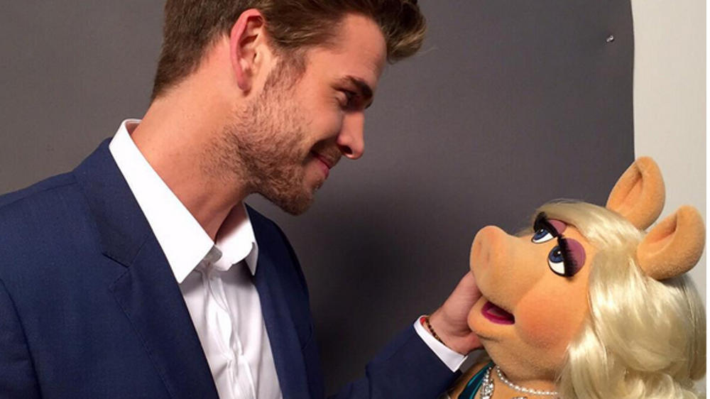 "Liam Hemsworth: Gastrolle in TV-Serie ""The Muppets"""