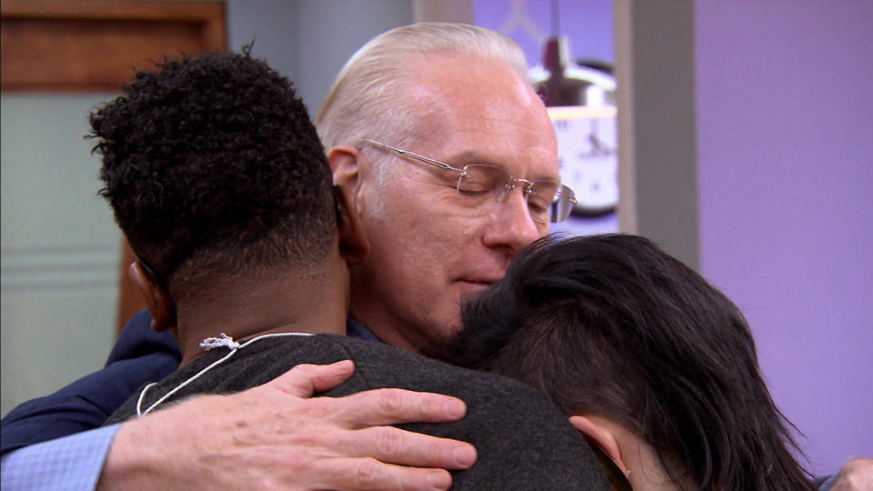 Tim Gunn wird bei 'Project Runway' sentimental.