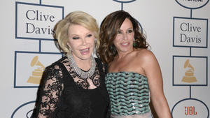 Joan Rivers: Asche in Wyoming verstreut