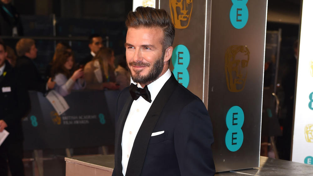 David Beckham als neuer James Bond?