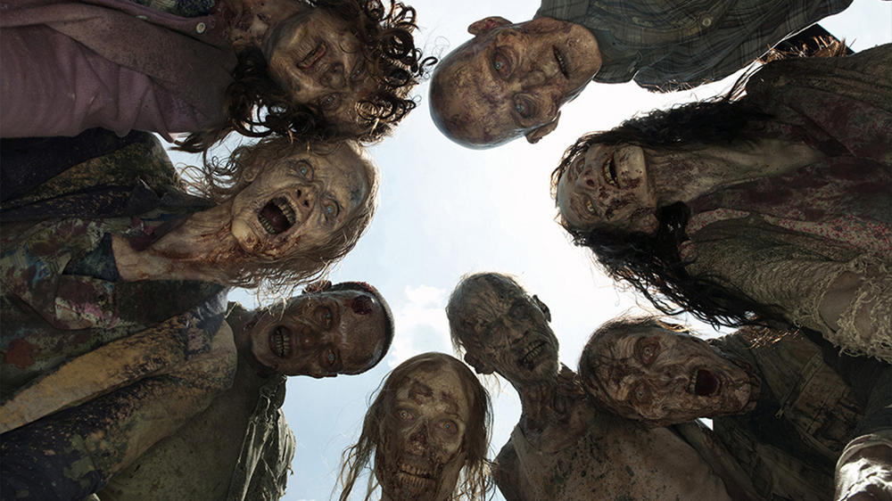 """The Walking Dead"": Zombies werden noch ekliger"