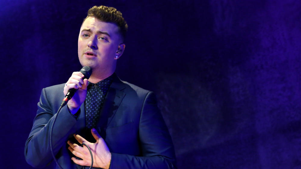 """Bond""-Song: Sam Smith musste ein Jahr lang lügen"