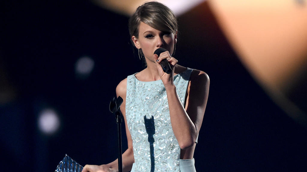 Taylor Swift will Katy Perry ausstechen
