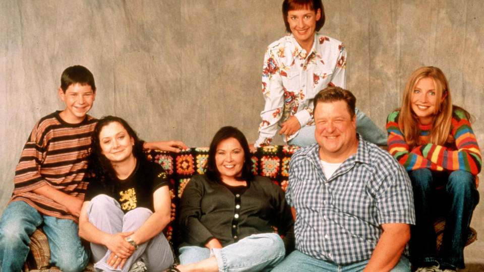 Roseanne (TV Series 1988–2018) - IMDb