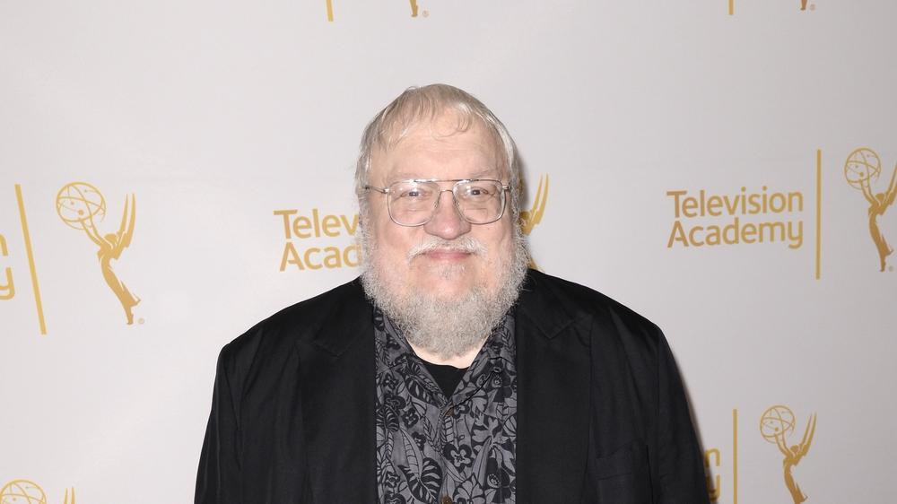 """Game of Thrones""-Schöpfer George R.R. Martin als ""Walking Dead"""