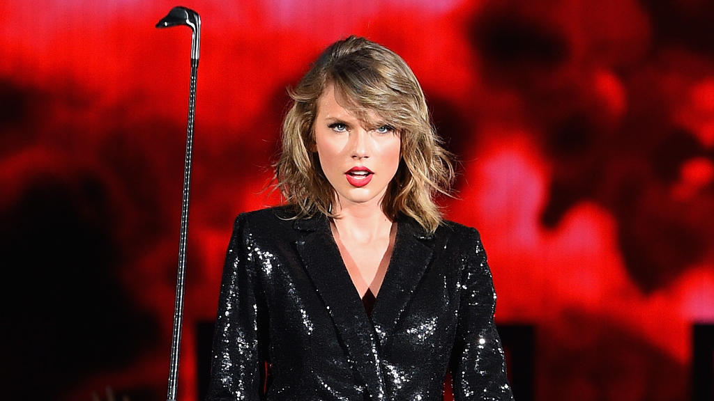 Taylor Swift dominiert MTV EMAs