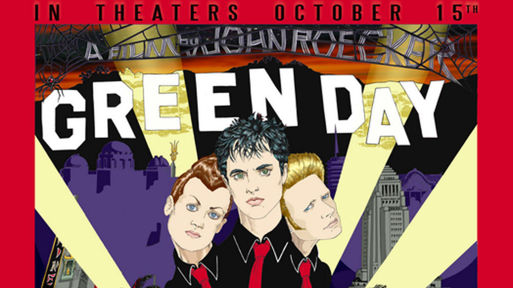 "Green Day: Doku zu ihrem Hit-Album ""American Idiot"""